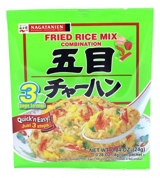 Nagatanien Gewürz-Mix für gebratenen Reis, 24 g