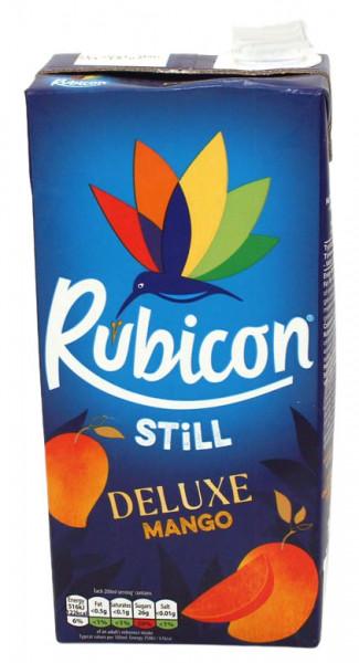 Rubicon Saftgetränk Mango, 1 Liter