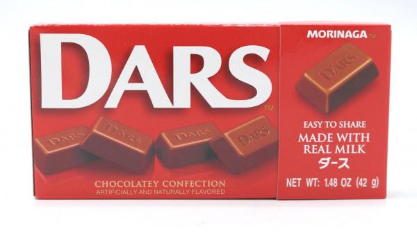 Morinaga Dars Milchschokolade, 12 Stück