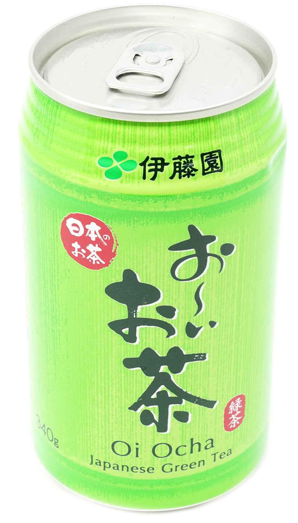 ITOEN Oi Ocha Ryokucha, 340 g