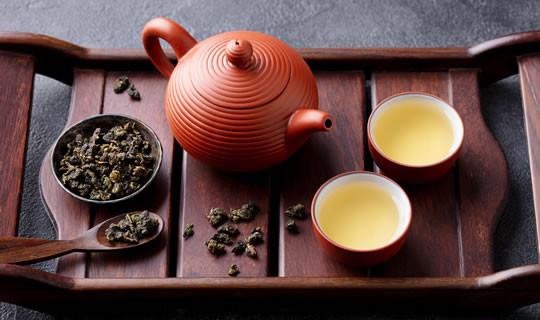 Japanisches Teeset