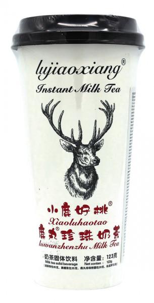 Lujiaoxiang Teegetränk Tapioka Perlmilch Xiaoluhaotao, 123 g