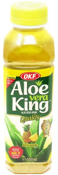 OKF Aloe Vera Getränk Ananas, 500 ml