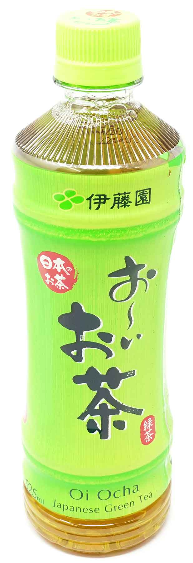ITOEN Oi Ocha Ryokucha, 525 ml