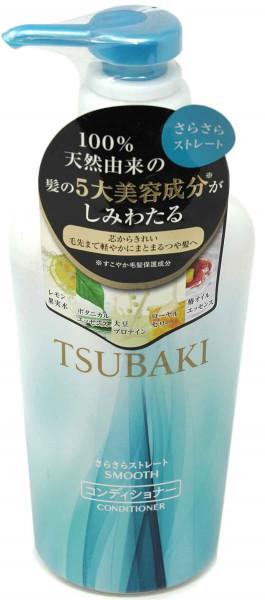 Tsubaki Sarasara Straight Conditioner, 450 ml