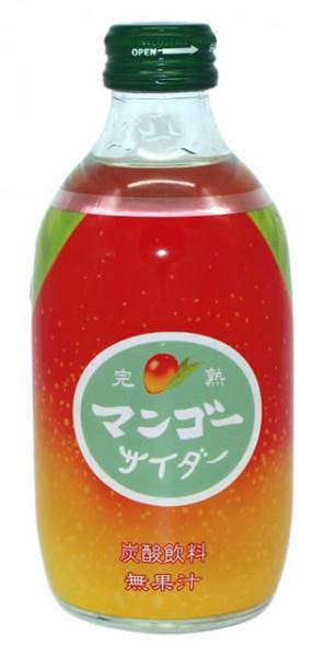 Tomomasu Mango Soda, 300 ml