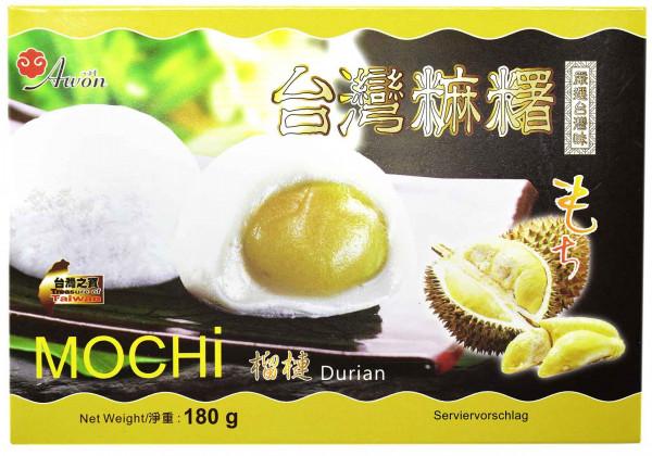Awon Mochi mit Durian-Geschmack, 180 g