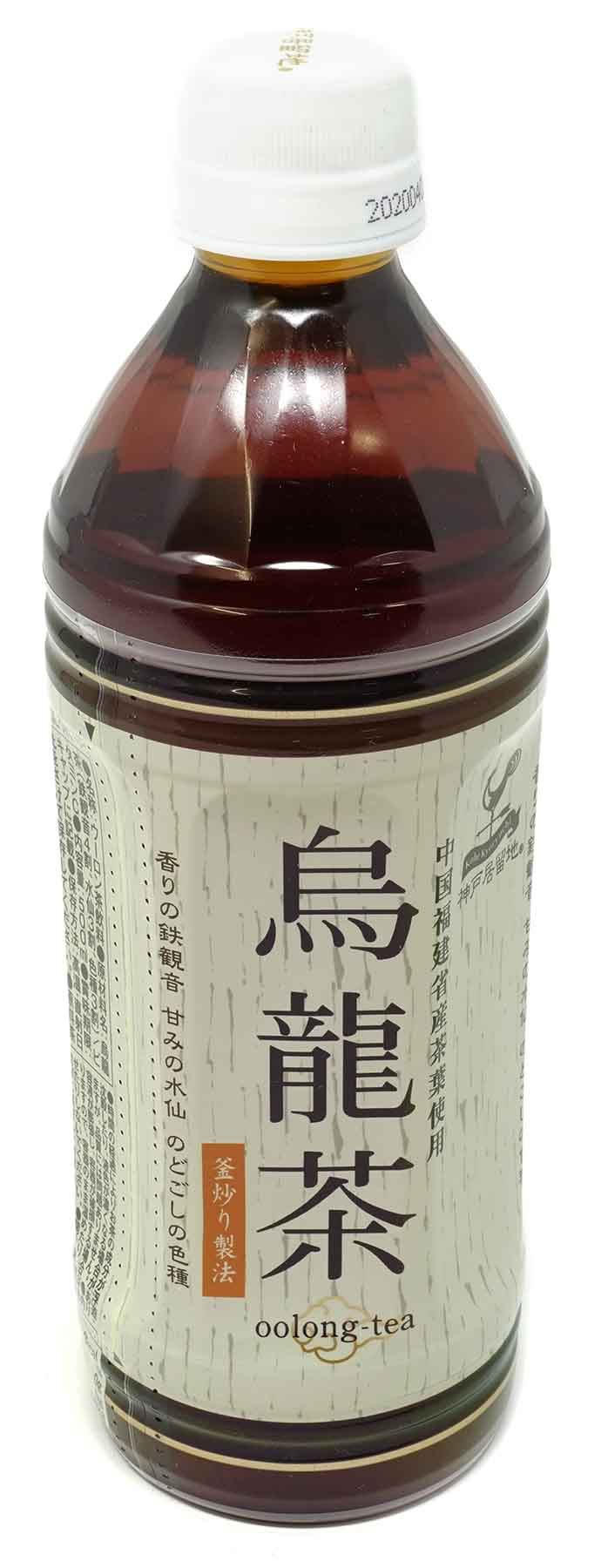 TOMINAGA Kobe Kyoryuchi Oolong Tee, 500 ml