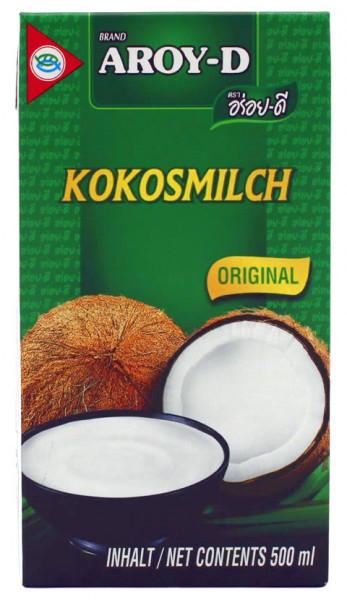 AROY-D Kokosnussmilch, 500 ml