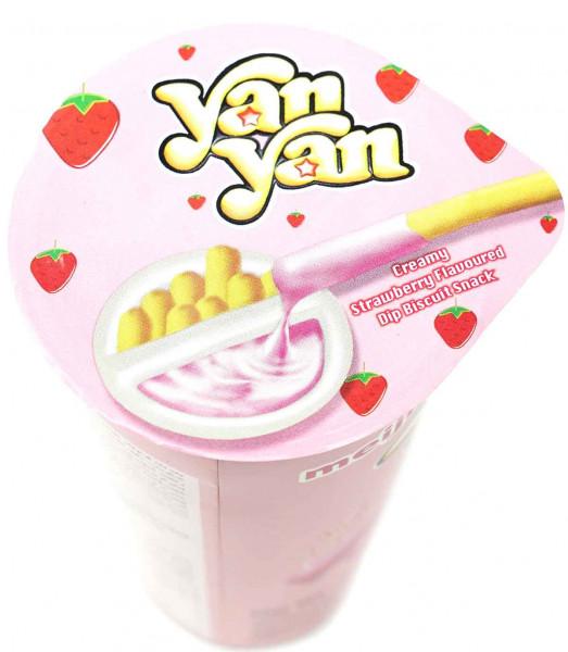 Meiji Yan Yan Strawberry, 50 g