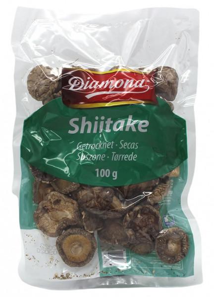 Diamond Shiitake getrocknet, 100 g