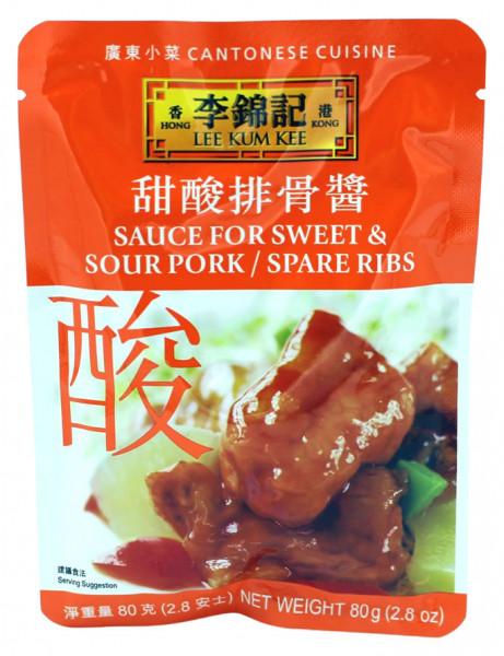 Süß-Saure Sauce für Schweinefleisch, 80 g