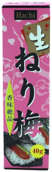 Gesalzene Pflaumenpaste Neri Ume, 40 g