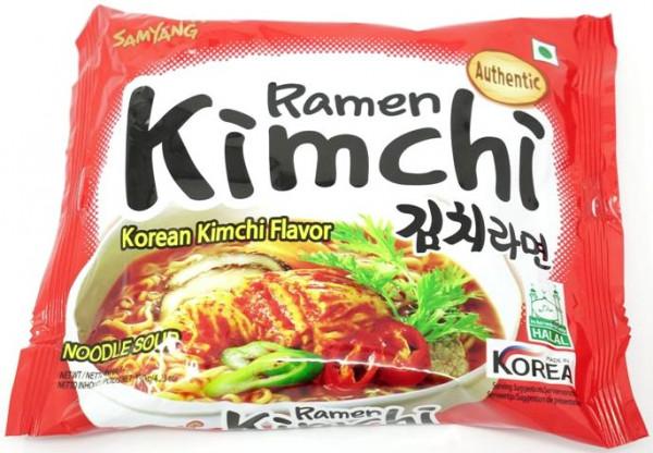 Samyang Kimchi Ramen, 120 g
