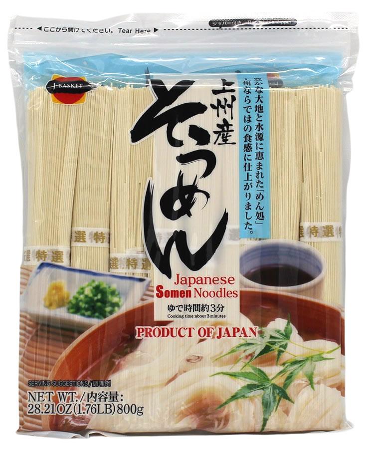 Japanische Somen-Nudeln aus Weizen, 800 g