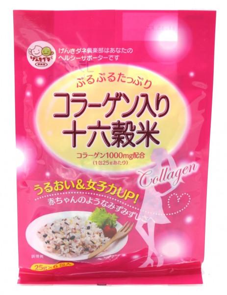 Tanesho Reis mit 16 verschiedenen Körnern, 150 g
