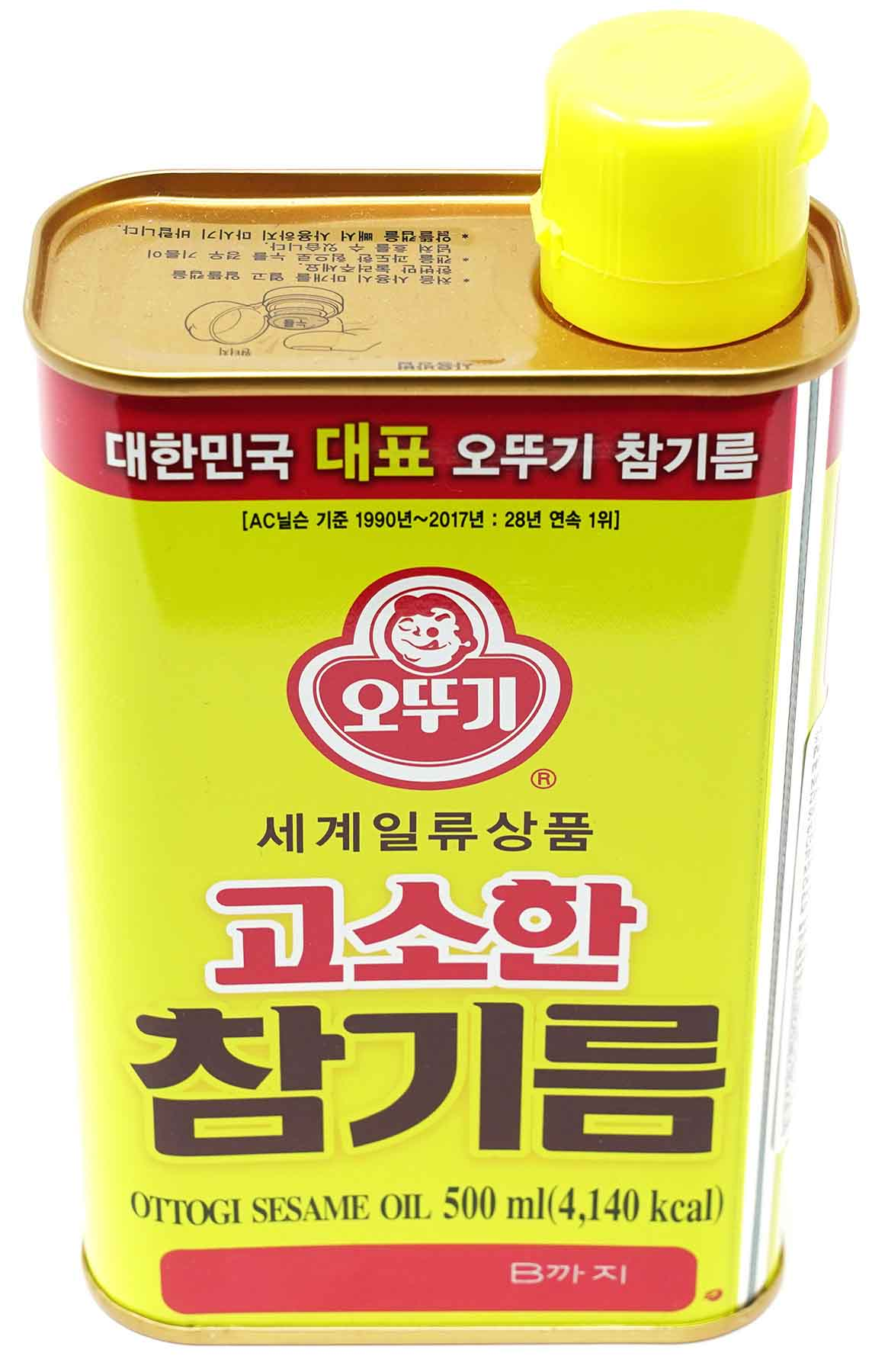 OTTOGI Sesamöl, 500 ml