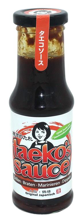 Taekos Sauce zum Marinieren und Dippen, 200 g