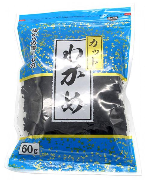 Tokusen Wakame, getrocknete Meeresalgen, 60 g