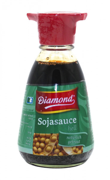 Diamond Sojasauce hell, 140 ml