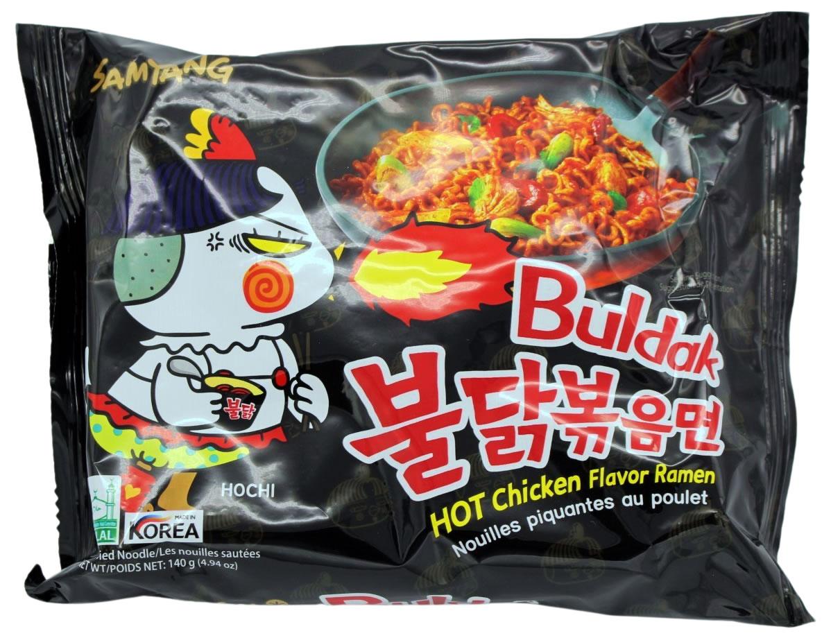 Samyang Hot Chicken Ramen, 140 g