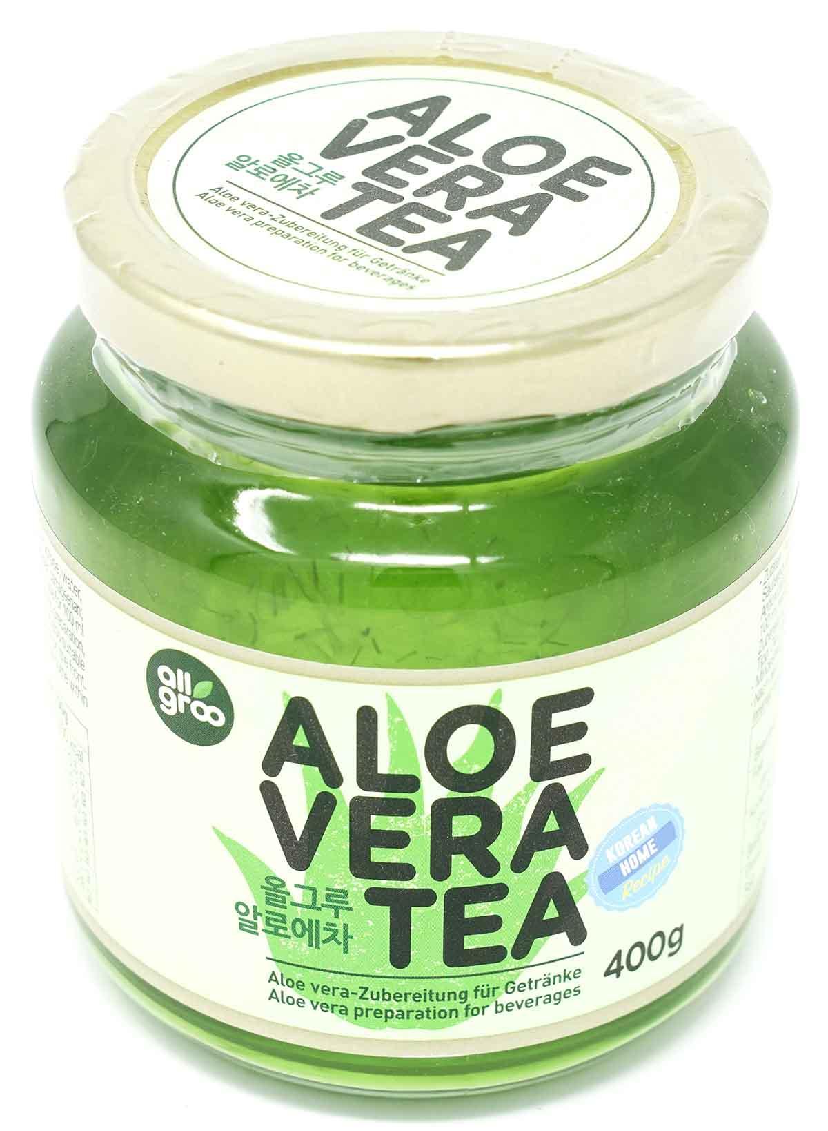 Allgroo Aloe-Vera-Tee, 400 g