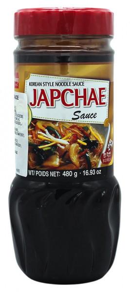 Koreanische Rindfleisch-BBQ-Sauce, 480 g
