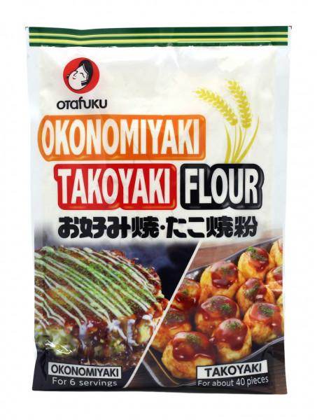 Mehlmischung für Okonomiyaki, Takoyaki, 180 g