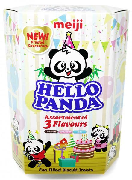Meiji Hello Panda Keksmischung, 260 g