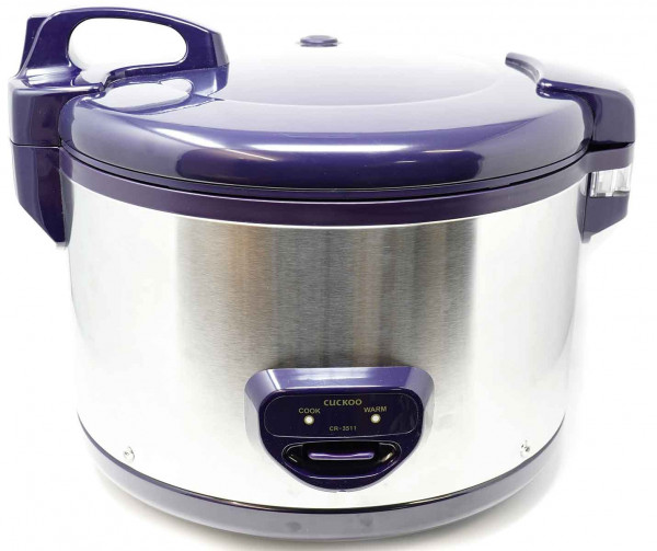 CUCKOO CR-3511 Reiskocher Gastronomie, 6,3 Liter