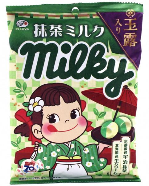 Fujiva Milky Matcha Bonbon, 72 g