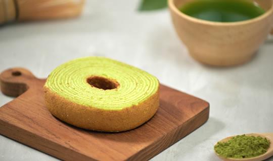 Japanischer Baumkuchen