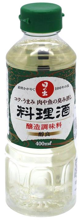 Hinode Ryorishu alkoholhaltiges Würzmittel zum Kochen, 400 ml