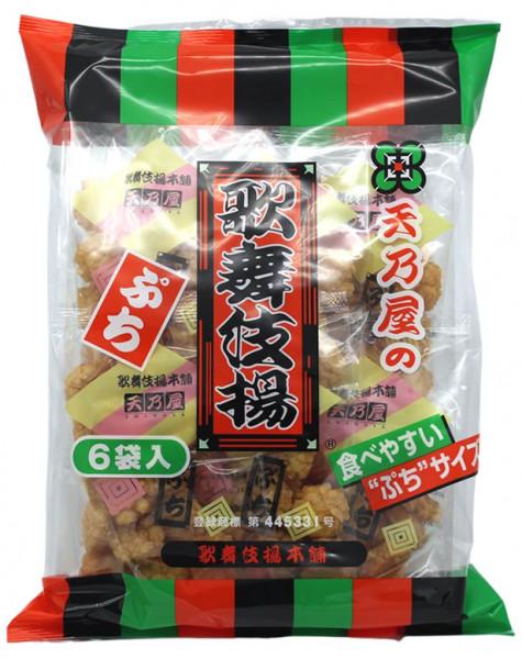 OEDO KABUKIAGE, Reis-Cracker, 120 g