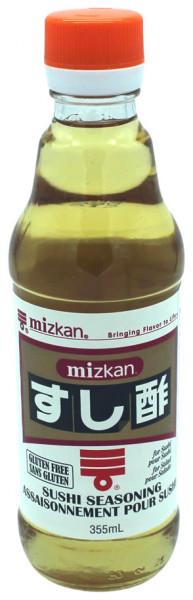 Mizkan Sushi Su Essigzubereitung für Sushi Reis, 355 ml