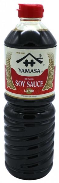 Yamasa Sojasauce dunkel, 1l