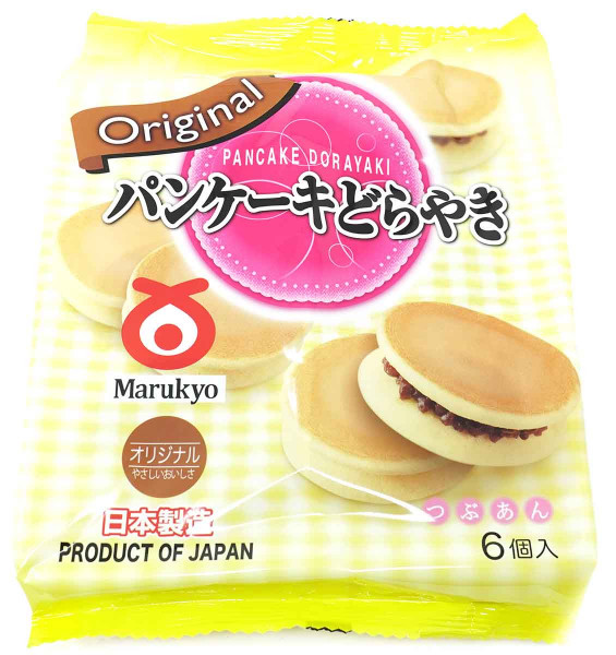 MARUKYO japanischer Pfannkuchen, 310 g
