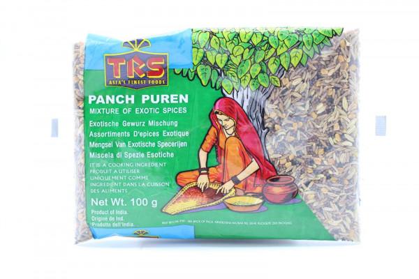 TRS exotische Gewürzmischung Panch Puren, 100 g