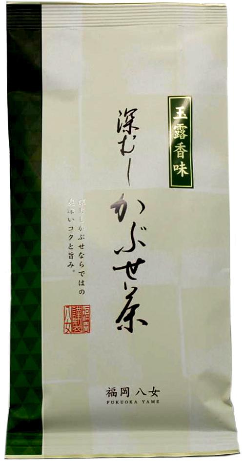 Fukamushi Kabusecha Grüner Tee, 100 g