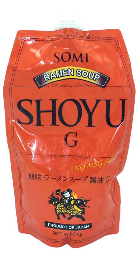 Suppenkonzentrat Shoyu-Geschmack für Ramen-Nudeln, 1 kg