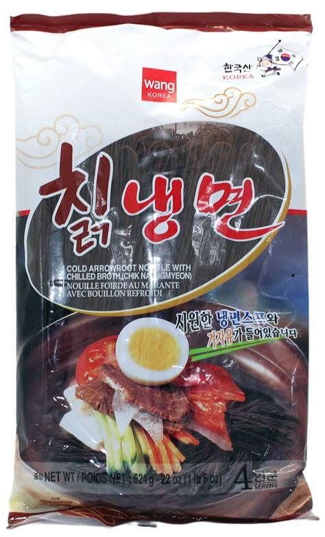 WANG Nudeln koreanischer Art mit Pfeilwurz, 624 g