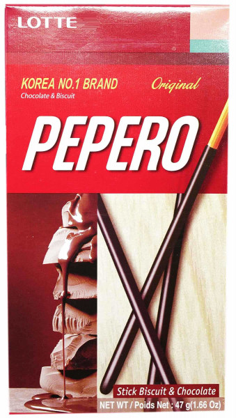 LOTTE Pepero Original, 47 g