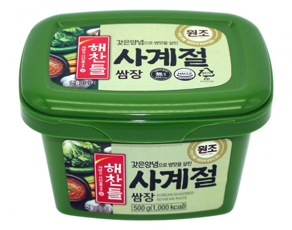 CJ Ssamjang koreanische Sojabohnenpaste, 500 g