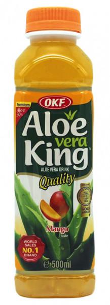 OKF Aloe Vera Getränk Mango, 500 ml