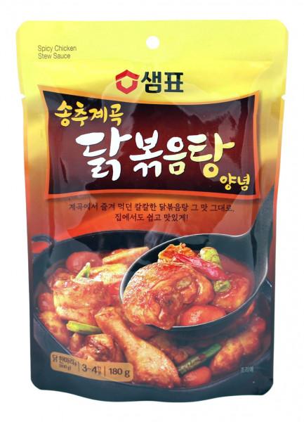 Sempio Saucee für geschmortes Hühnerfleisch, 180 g