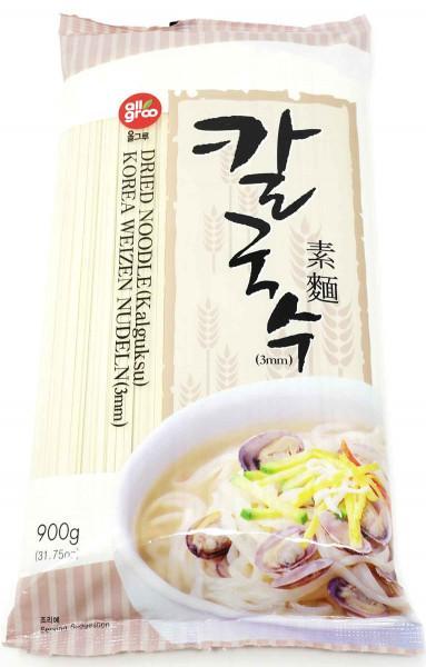 Allgroo Kalguksu Koreanische Nudeln, 900 g