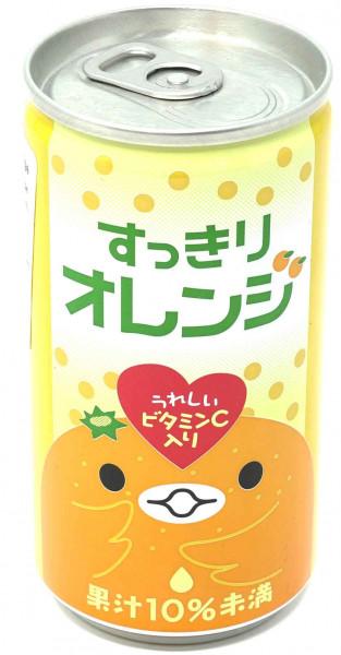 TOMINAGA Sukkiri Orange, 350 ml
