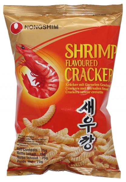 Nongshim Shrimp Crackers, 75 g