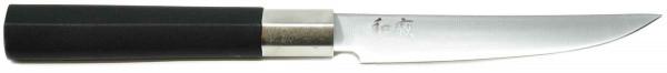KAI Black Steakmesser, 11 cm