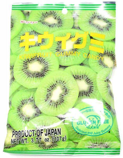Kasugai Fruchtgummi Kiwi, 107 g